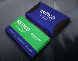 nº 82 pour Design some Business Cards for Mitico par yusuf6039