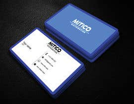 nº 126 pour Design some Business Cards for Mitico par motasimbillah5