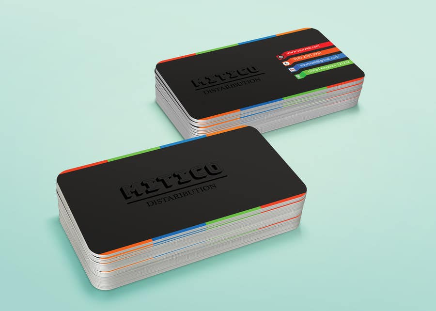 Proposition n°121 du concours Design some Business Cards for Mitico