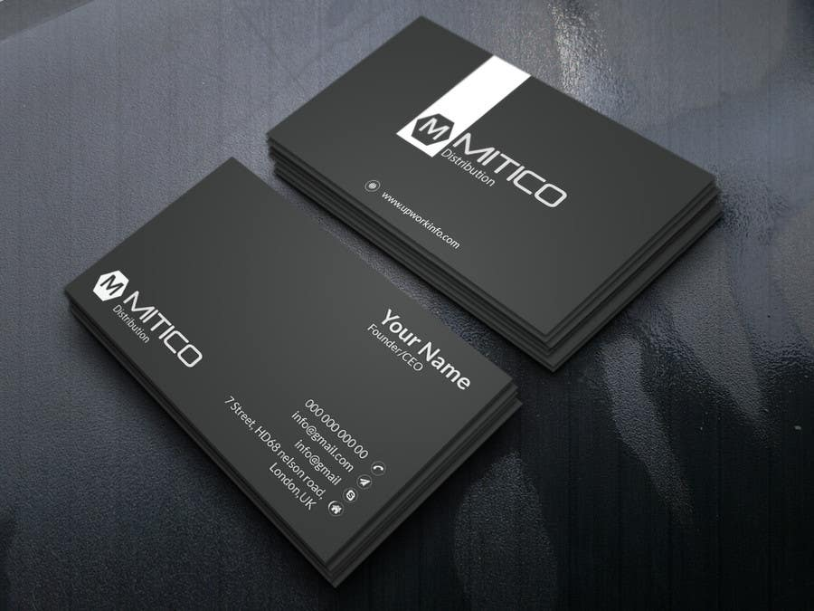 Proposition n°125 du concours Design some Business Cards for Mitico