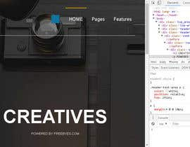 nº 2 pour prepare HTML page on bootstrap (theme files provided) from psd par akib05ri