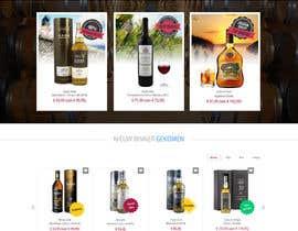 nº 24 pour Please improve elements of graphic design homepage - PSD available par saidesigner87