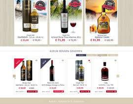 nº 8 pour Please improve elements of graphic design homepage - PSD available par hlo60