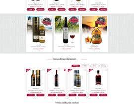 nº 4 pour Please improve elements of graphic design homepage - PSD available par aminurtopu