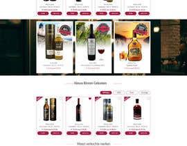 nº 5 pour Please improve elements of graphic design homepage - PSD available par aminurtopu