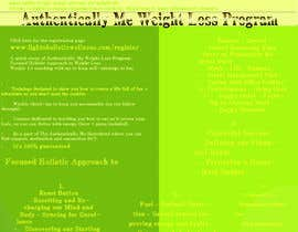 #3 para Captivating Flyer for a Life Changing Weight Loss Program de hadafyha2e2a