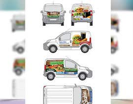 nº 13 pour Design for a car wrapping / Corporate Design exists par joymarma11