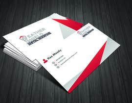 nº 204 pour Design some Business Cards for roofing company - DCM05172017 par Hadjayedkhalil