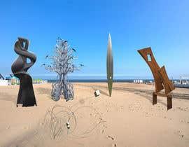 nº 9 pour Put images on beach background par abdussalamsbd251