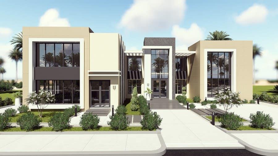 Proposition n°10 du concours Design and modification of the scheme Villa ( New Idea )