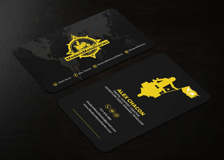 Proposition n°80 du concours Design my Business Card