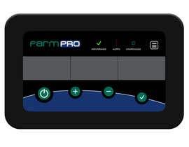nº 9 pour panel sticker/membrane switch design par b74design