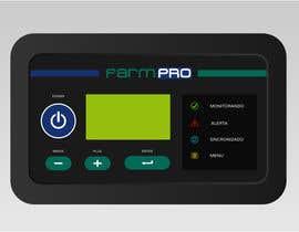 nº 15 pour panel sticker/membrane switch design par lpfacun