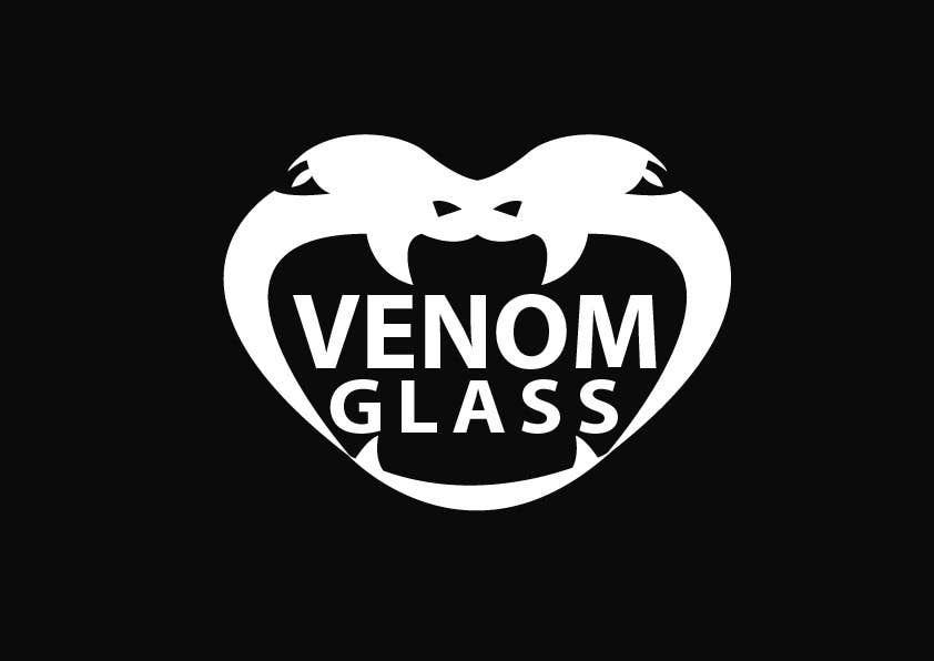 Proposition n°245 du concours Design a Logo - Venom Glass