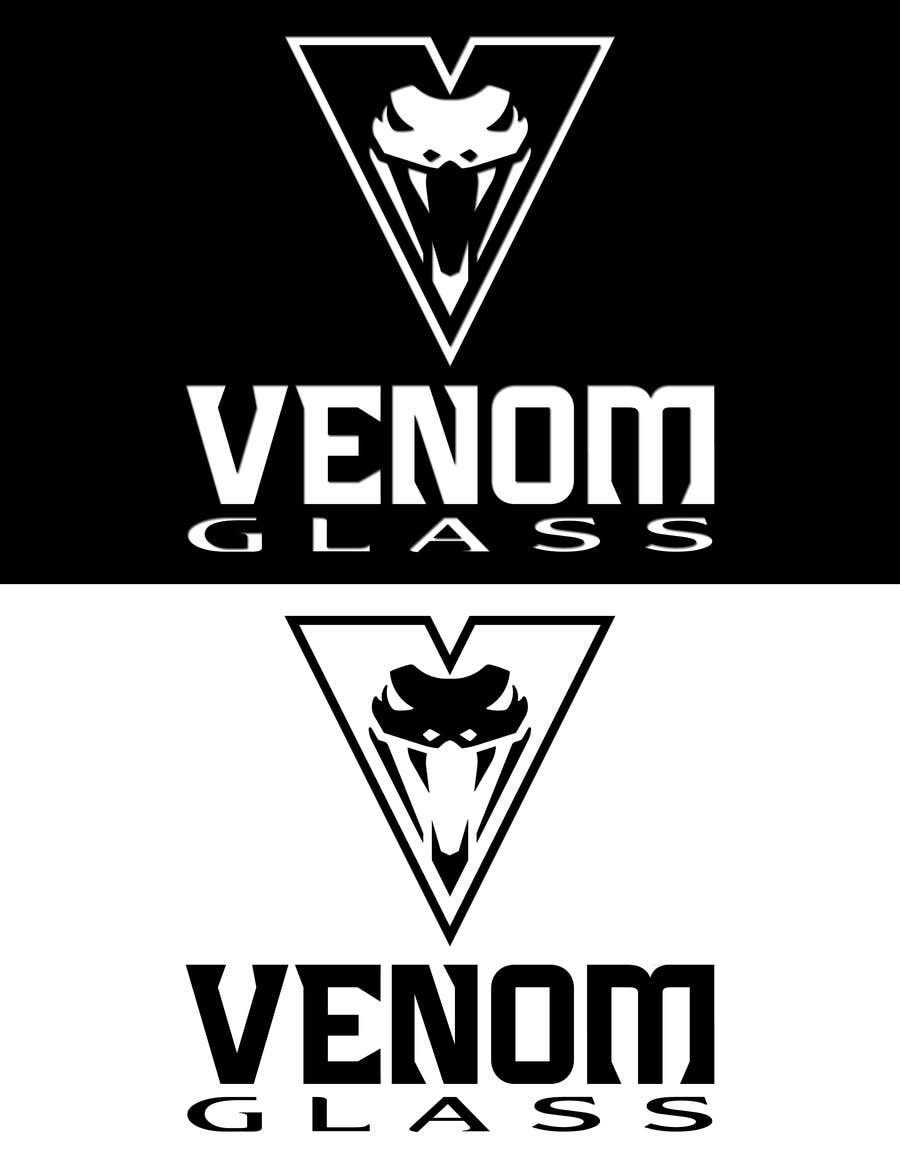 Proposition n°232 du concours Design a Logo - Venom Glass