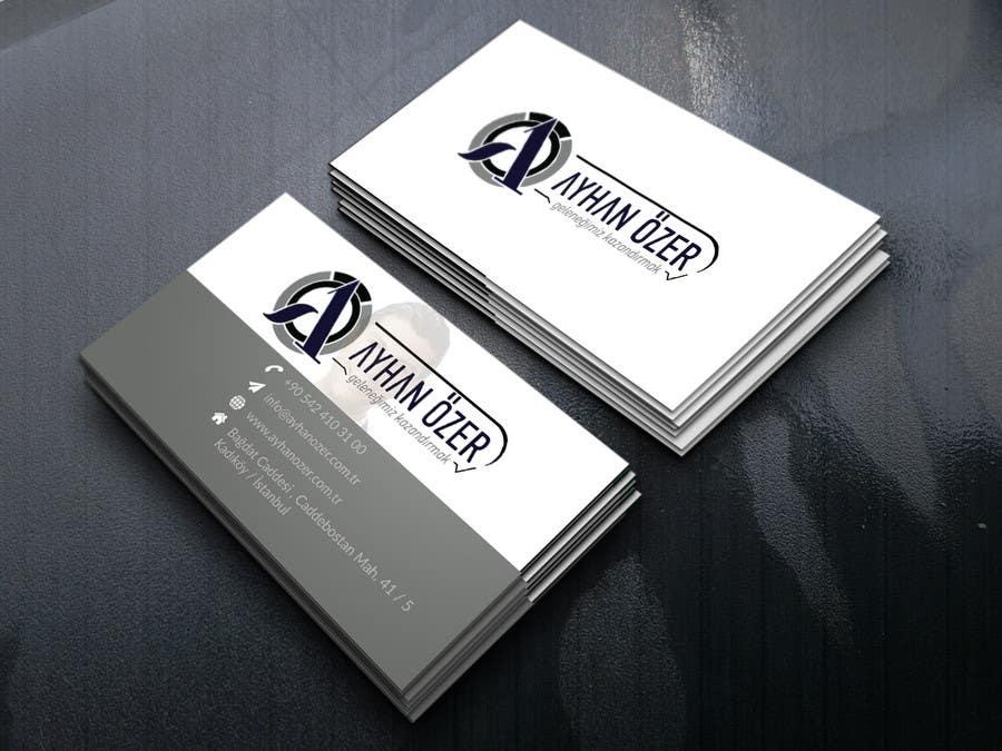 Proposition n°83 du concours business card