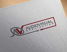 #3 for Audiovisual Logo by Marufdream