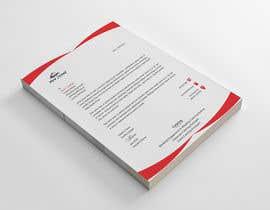 nº 7 pour Award winning letter design par HAFIZ779
