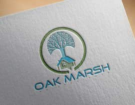 nº 95 pour Oak Marsh Neighborhood Logo par rezaEsuper
