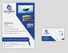 nº 22 pour Design the BEST Flyer for a Cargo/Shipping Company par vmuratarslan