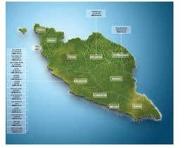nº 40 pour Infographic Map par harithhamdan