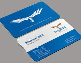 nº 361 pour Design corporate Business Cards par mamun313