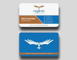 nº 389 pour Design corporate Business Cards par mamun313