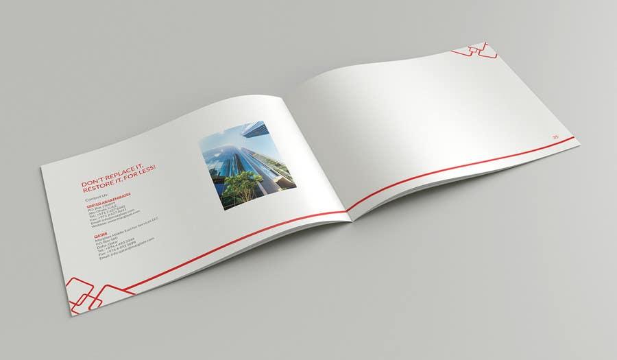 Proposition n°7 du concours Design a Brochure