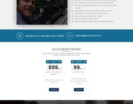 #29 para Design a Website Mockup de sudpixel