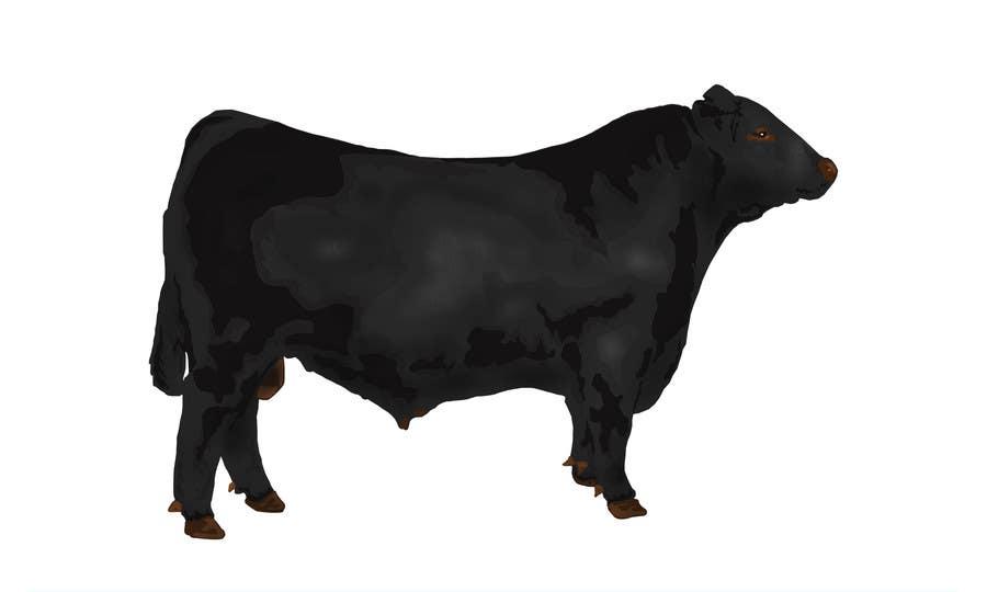 Proposition n°5 du concours Cattle Illustration
