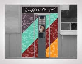 "nº 17 pour Design ""coffee corner"" wall/board par scottgamley"