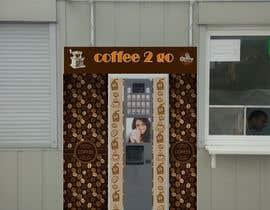 """nº 10 pour Design """"coffee corner"""" wall/board par anjumonowara"""