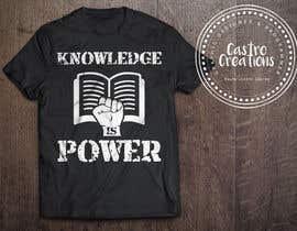 nº 35 pour Design a T-Shirt par castroralph17
