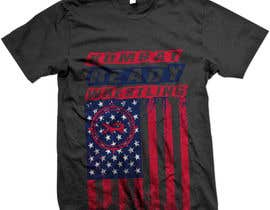 nº 28 pour design flag t-shirt par lounissess