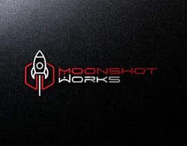 """nº 349 pour LOGO Design for my company: """"Moonshot Works"""" par vasked71"""