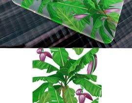 nº 22 pour Tropical banana leaf mobile phone case design par satishandsurabhi