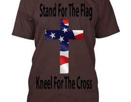 nº 8 pour Stand/Kneel t-shirt design par BilashKumar