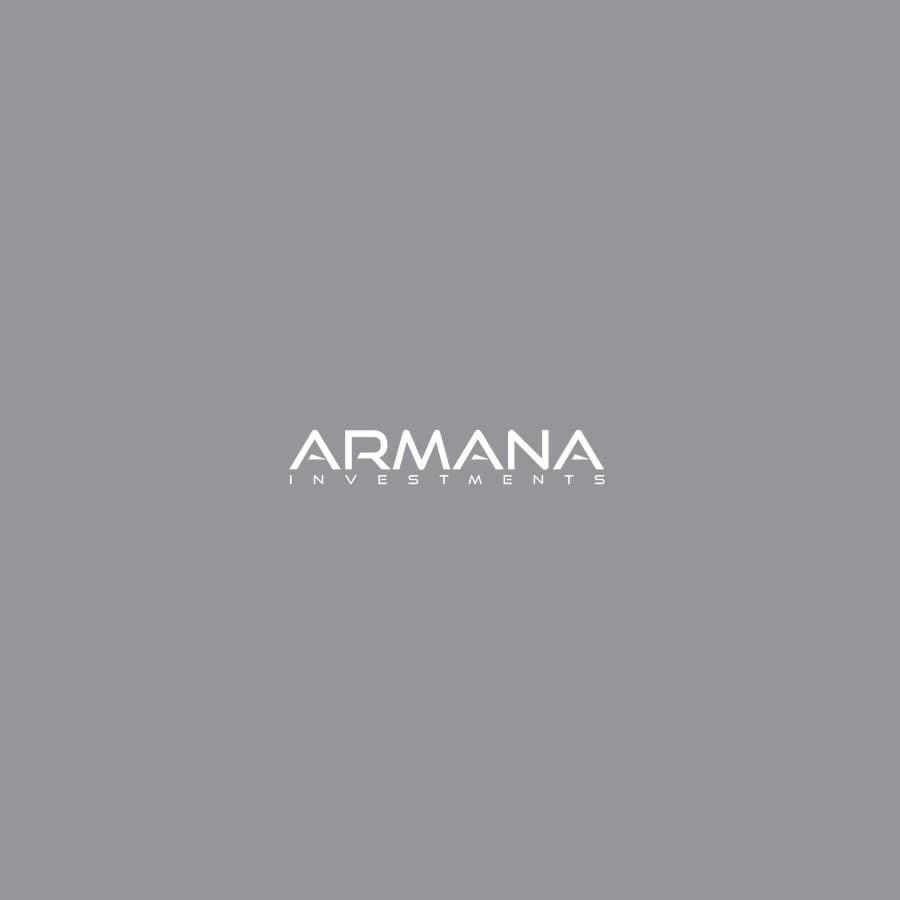 Proposition n°245 du concours Armana Investments - Logo Design