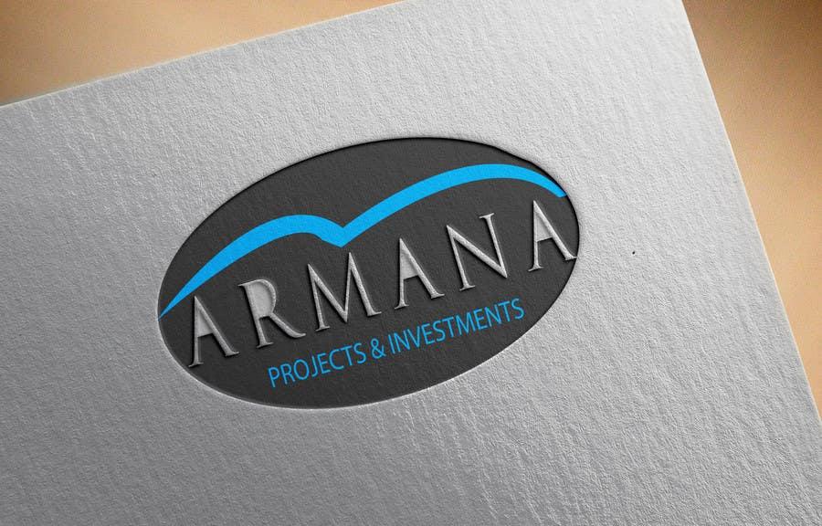 Proposition n°41 du concours Armana Investments - Logo Design