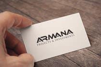Proposition n° 192 du concours Graphic Design pour Armana Investments - Logo Design