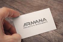 Proposition n° 314 du concours Graphic Design pour Armana Investments - Logo Design