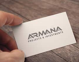 nº 314 pour Armana Investments - Logo Design par marzia14