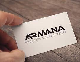 nº 315 pour Armana Investments - Logo Design par marzia14