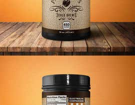 nº 10 pour Create Print and Packaging Designs par ghielzact