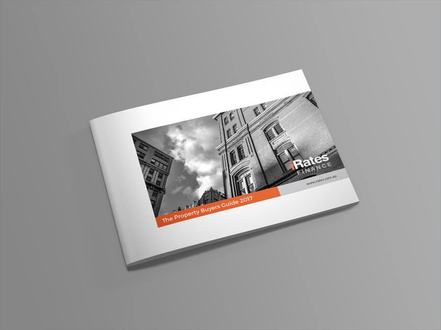Proposition n°1 du concours How to Buy A Property Guide (iRates Finance)