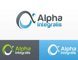 #127 para Logo Design for Alpha Integralis por novita007