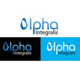 #189 para Logo Design for Alpha Integralis por Hasanath