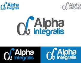#17 para Logo Design for Alpha Integralis por winarto2012