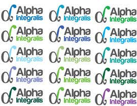 #190 for Logo Design for Alpha Integralis af winarto2012