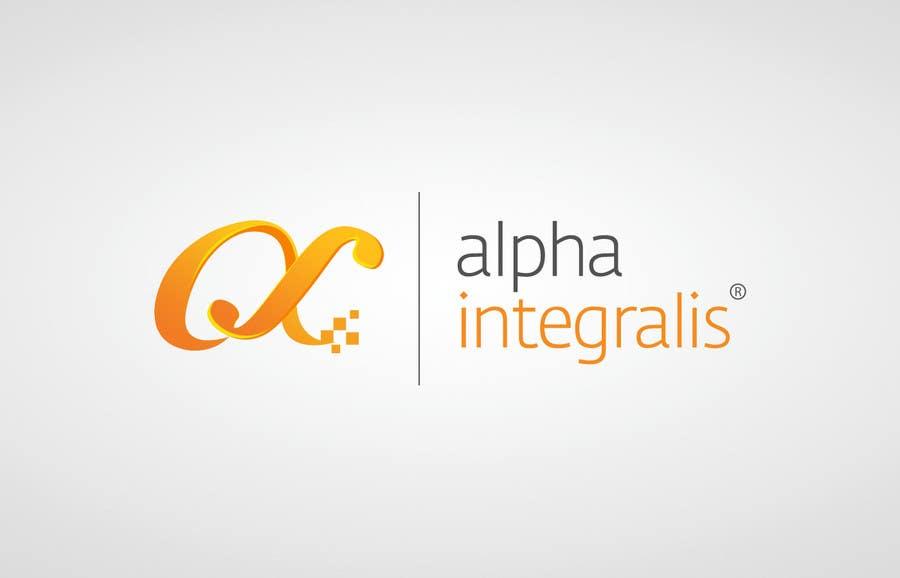 Penyertaan Peraduan #19 untuk Logo Design for Alpha Integralis